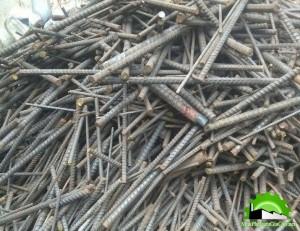 phế liệu sắt tại Cà Mau