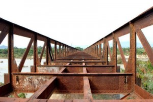 Thép Phế Liệu Cầu Cảng Tại Cà Mau