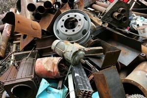 Thép phế liệu chi tiết máy Tại Nghệ An