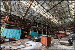 Thép phế liệu nhà xưởng Tại Phú Yên