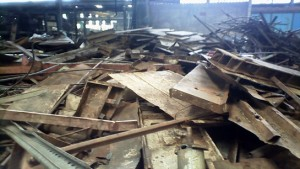 Thép phế liệu sắt hình Tại Đại Áng, Hà Nội
