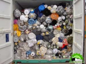 Vải cuộn Phế liệu tại Hải Phòng