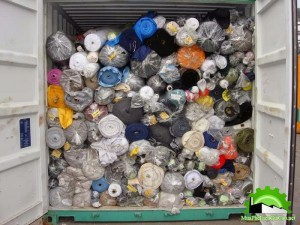 Vải cuộn Phế liệu tại Hà Nam